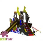 Green Play Complex - 9018