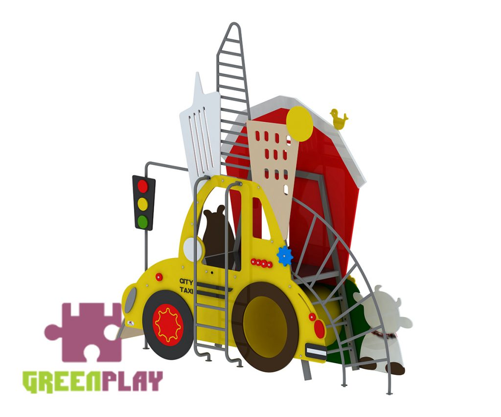 Green Play Complex - 9029