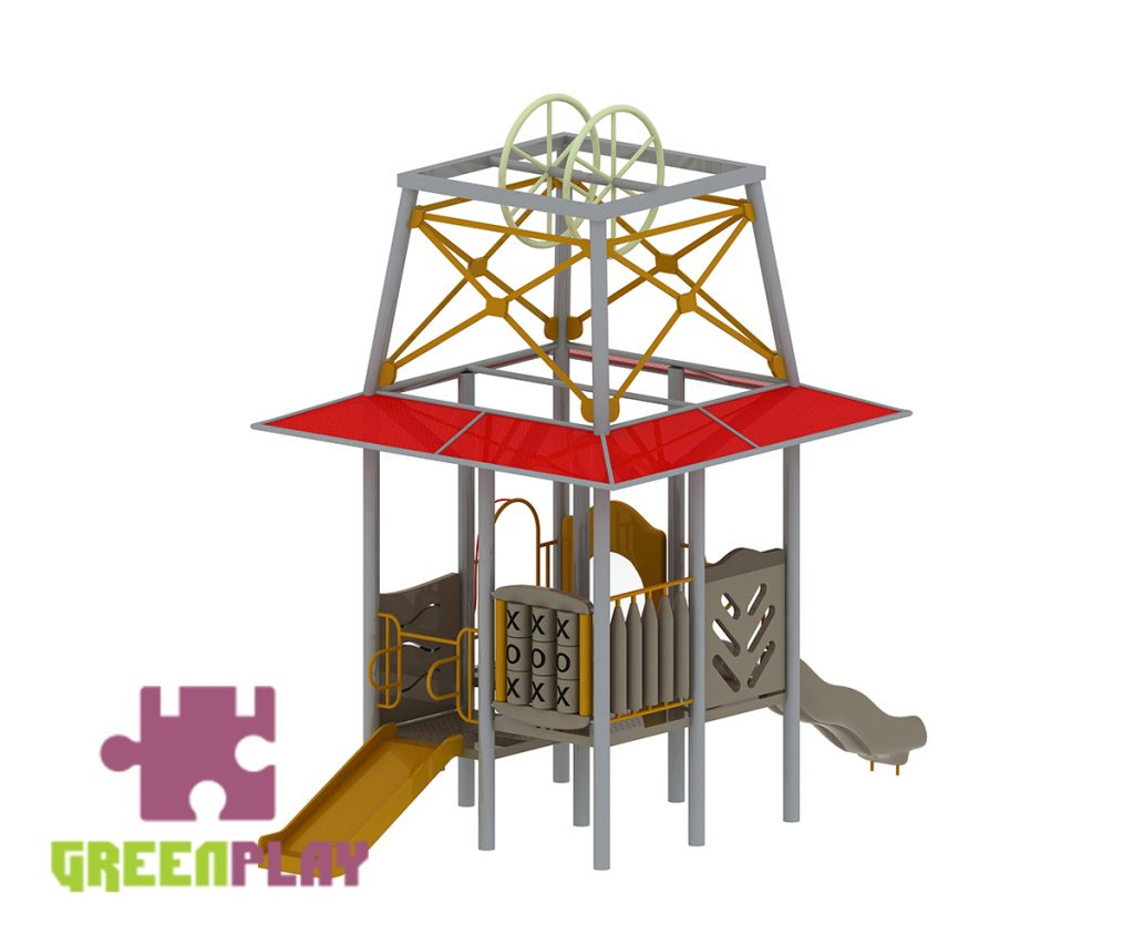 Green Play Complex - 9035