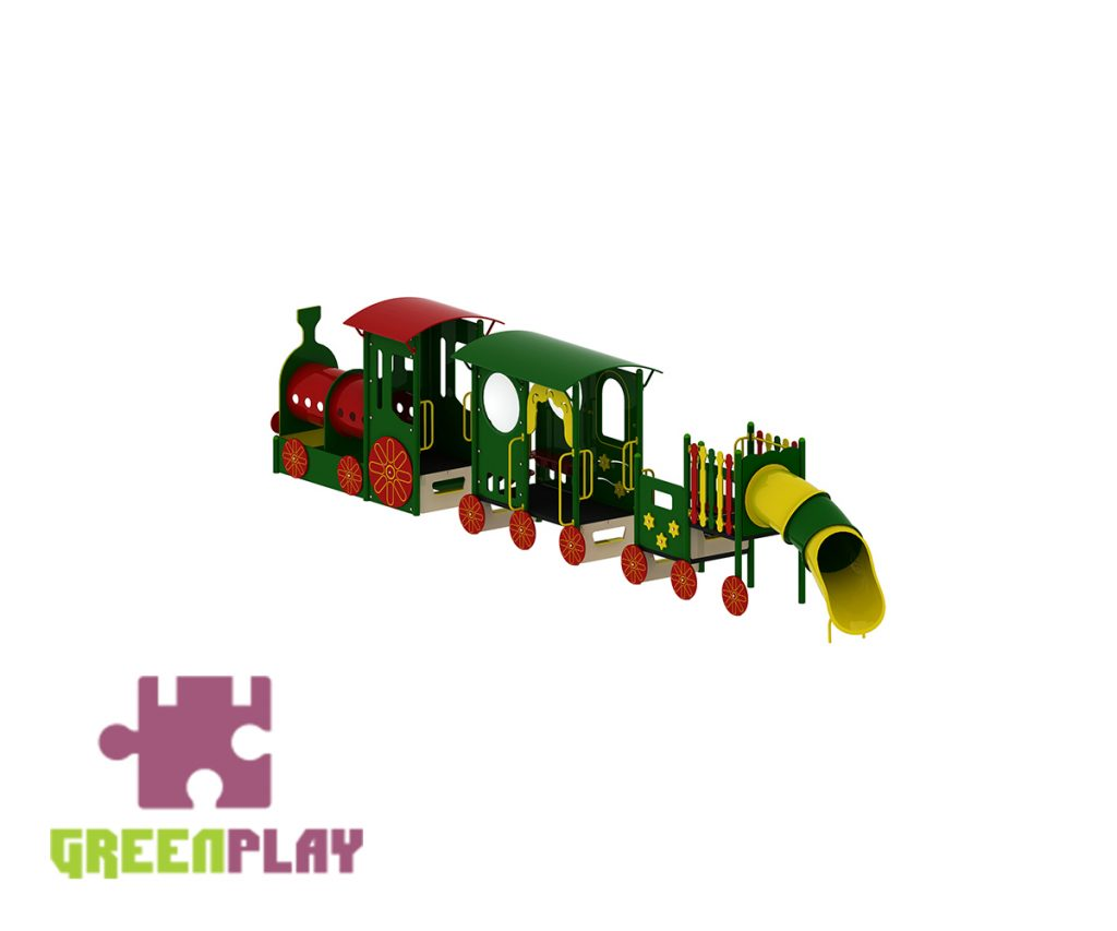 Green Play Complex - 9040