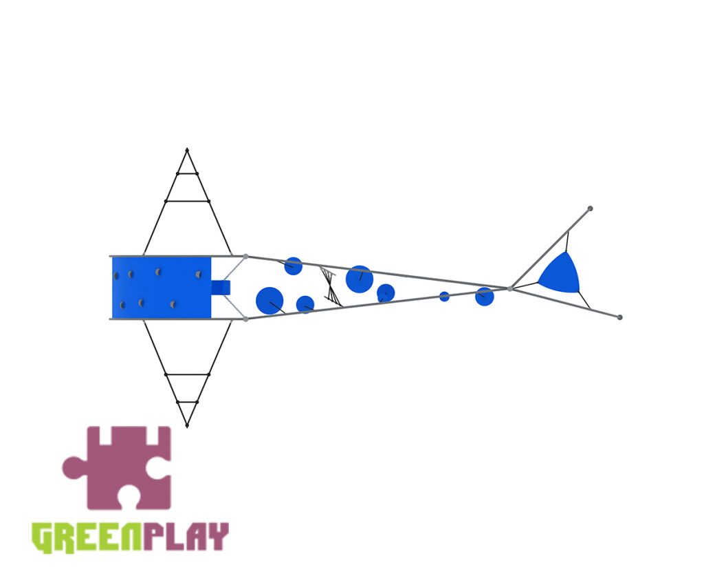 Green Play Complex - 9043