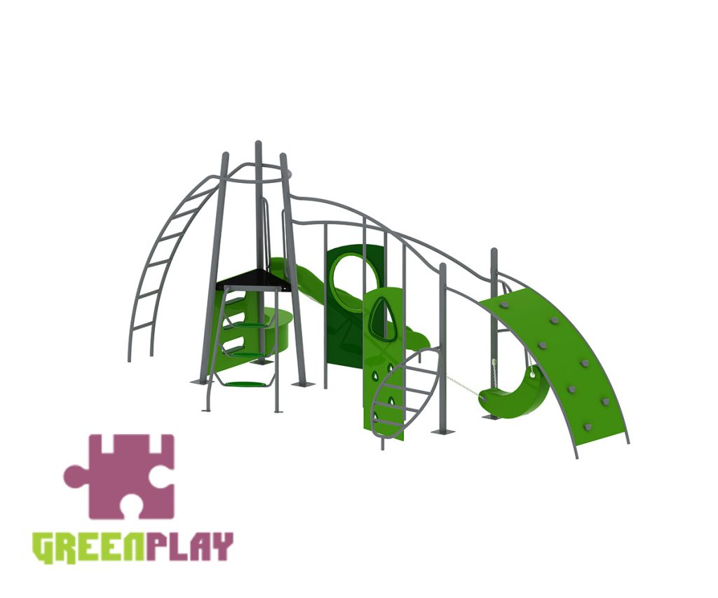Green Play Complex - 9048